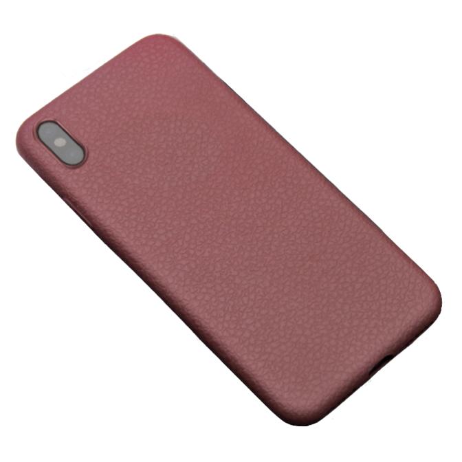 Funda iPhone Slim Textura Tipo Piel - Broxy Mexico