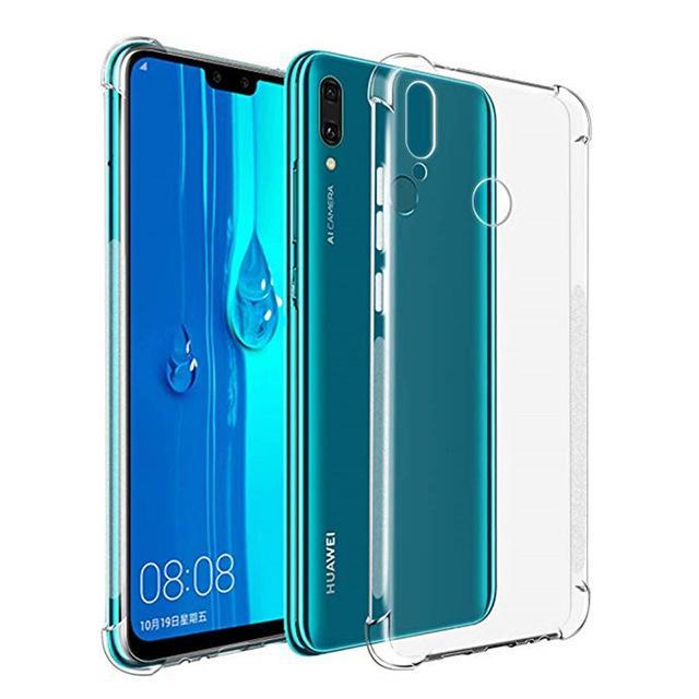 Funda Huawei Rigida Transparente - Broxy Mexico