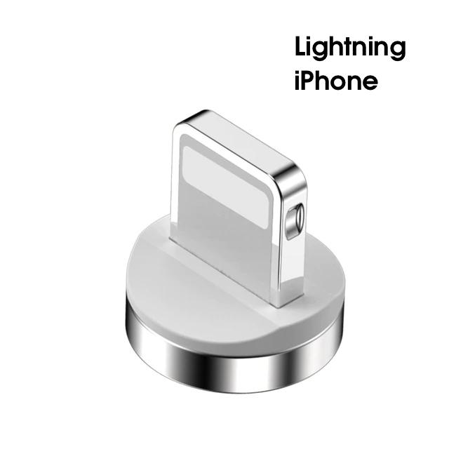 Conector Magnetico 360 Microusb, Tipo C, Lightning - Broxy Mexico