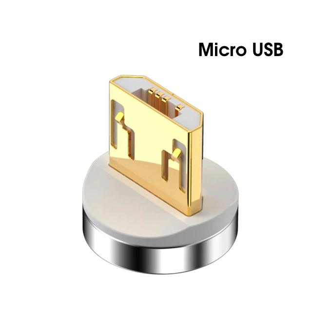 Cable Magnetico MicroUSB - Broxy Mexico