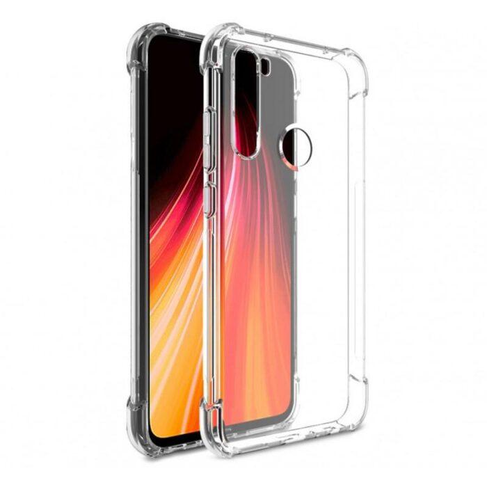 Funda Xiaomi Rigida Acrigel Transparente - Broxy Mexico