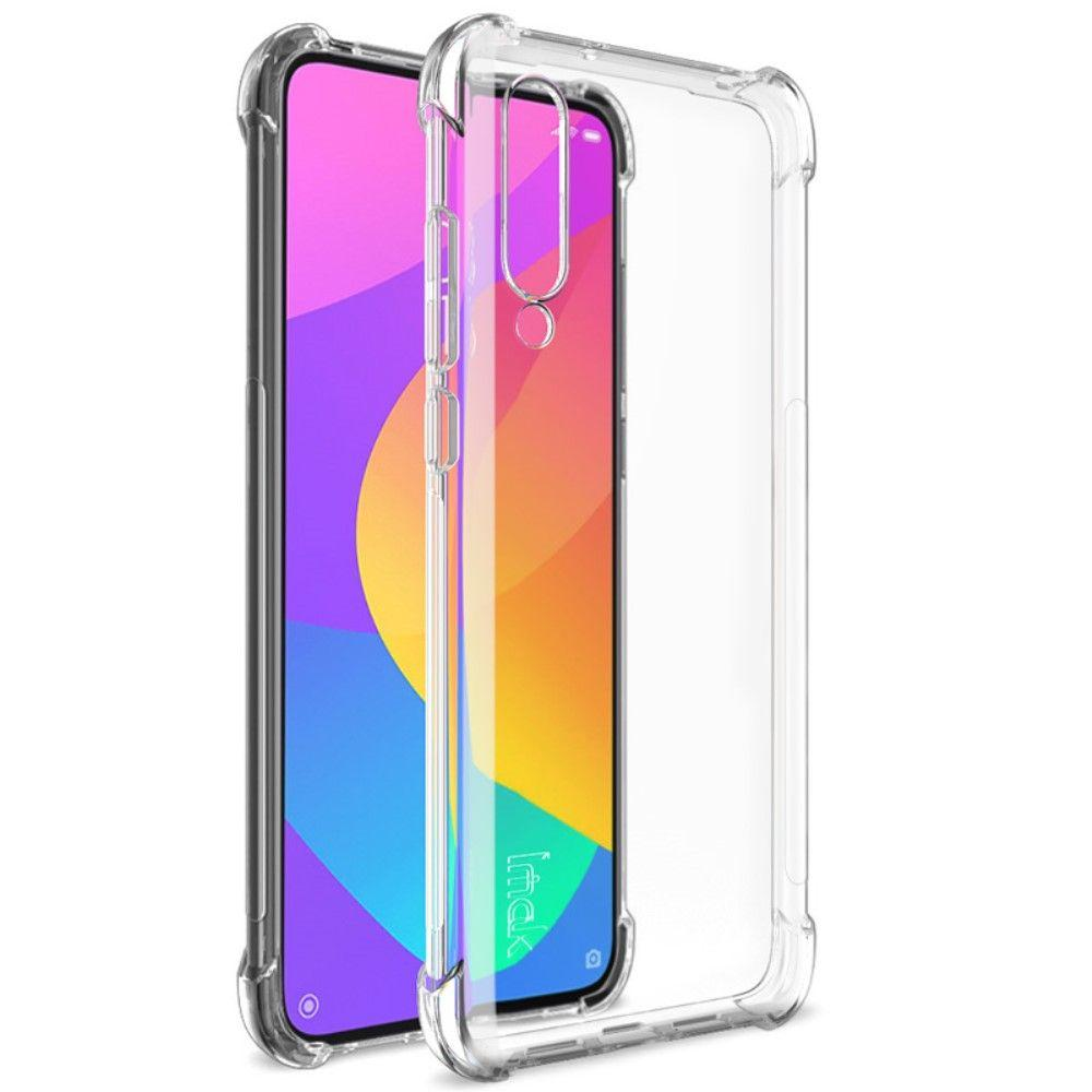 Funda Xiaomi Rigida Acrigel Transparente - Broxy Mexico